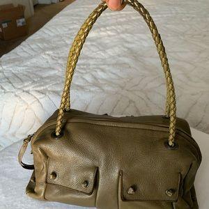 Authentic Bottega Veneta satchel Bag